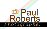 Logo for Roberts Photographer